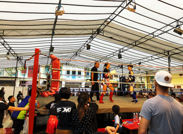 Fight Pro-motion Boxing - Designated TCM Clinic For Sport Pain